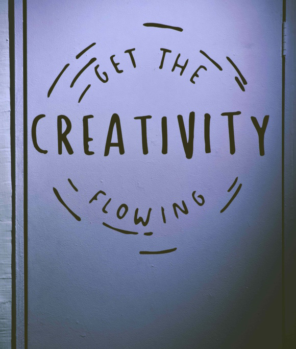 Get the creativity flowing