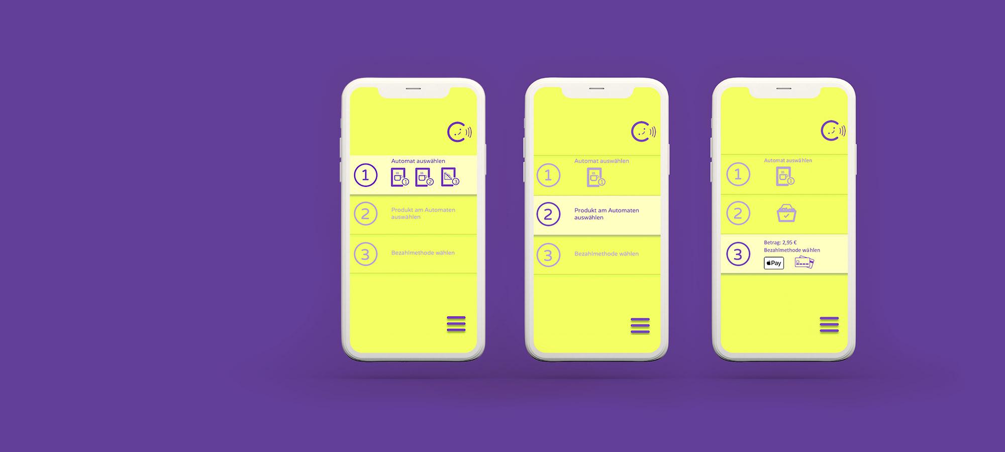 Bargeldlos zahlen per App