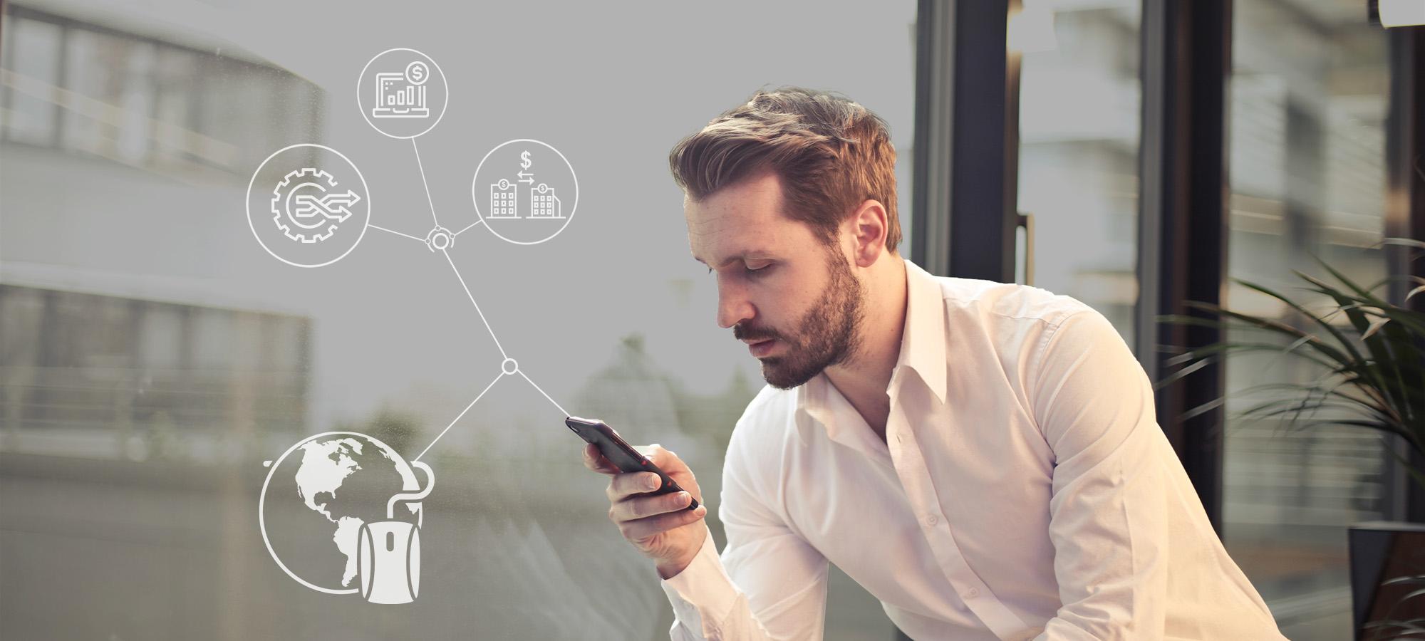 Digitale Transformation für Banken, im Banking und Bankensektor