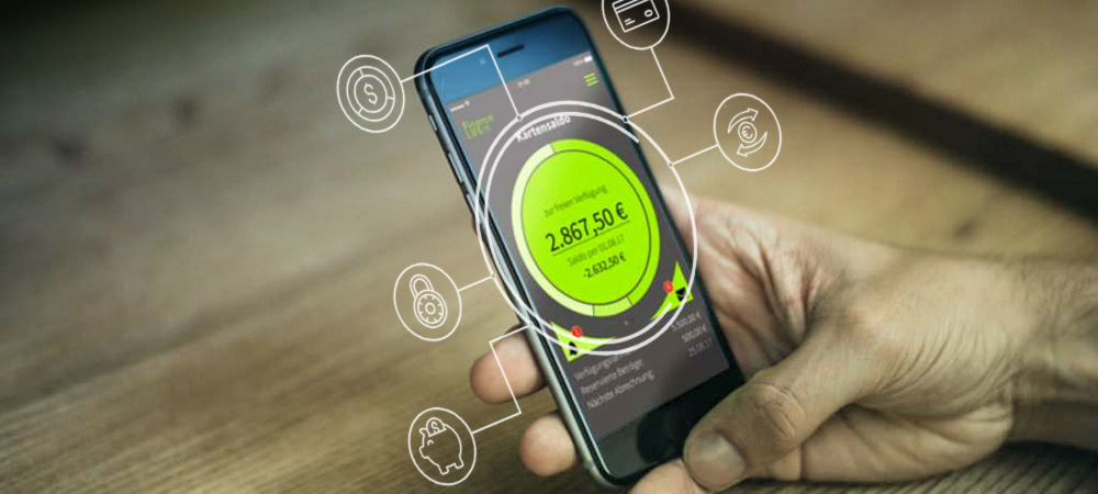 Entwicklung mobile Banking App