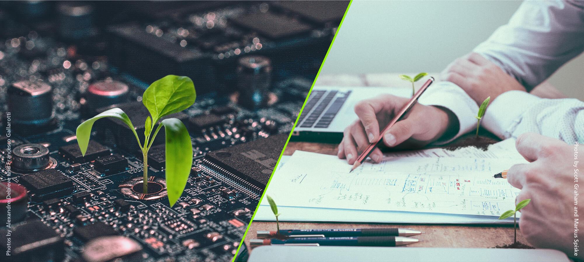 IT Nachhaltigkeit Beratungsunternehmen