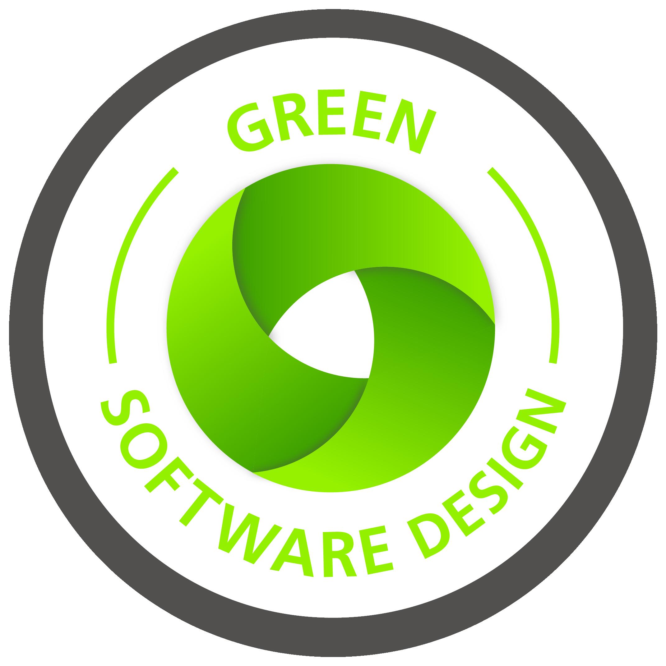 Green Software Design Zertifikat